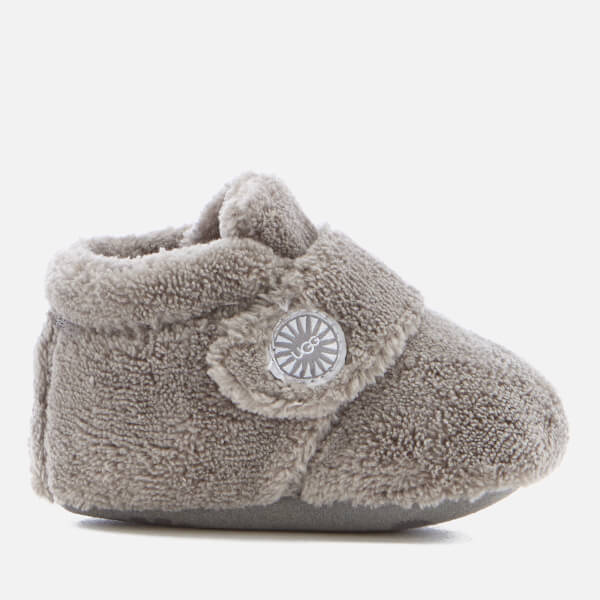 UGG Babies' Bixbee Pre-Walker Boots - Charcoal