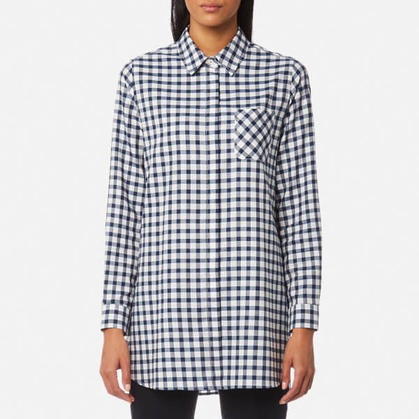 Barbour Women's Freestone Tunic Shirt - Cloud