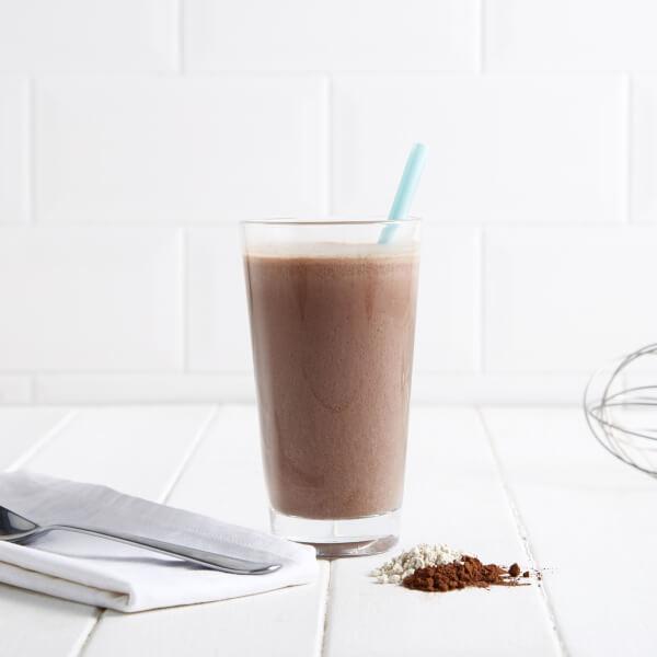 Batido de Chocolate Reducido en Azúcar