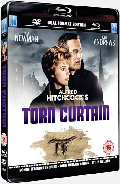 Torn Curtain (Dual Format)