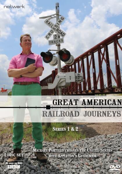 Great American Railroad Journeys - Series 1-2