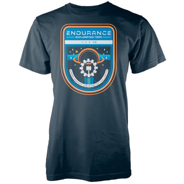 T-Shirt Homme Endurance Exploration Team - Bleu Marine