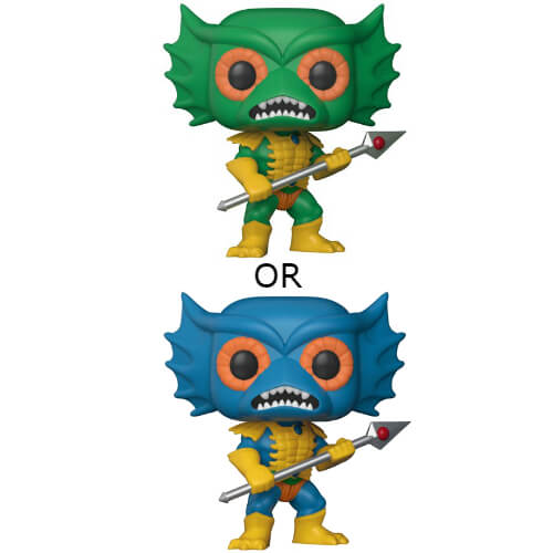 MOTU Merman Pop! Vinyl Figure