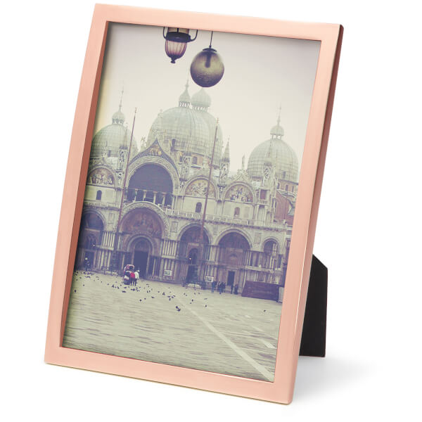 "Umbra Senza Photo Frame - 5"" x 7"" - Copper"