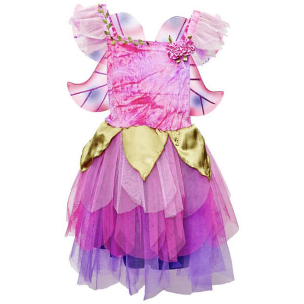 The Irish Fairy Door Company Fairy Dress Up Costume - Age 3-5