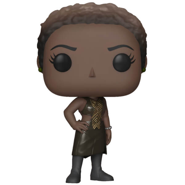Figurine Pop Nakia Black Panther Pop In A Box France
