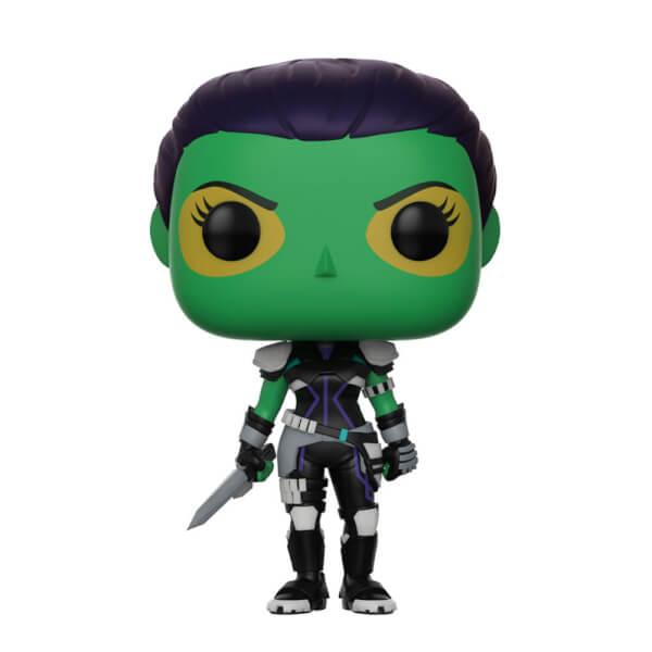 Guardians of the Galaxy Tell Tales Gamora Pop! Vinyl Figure