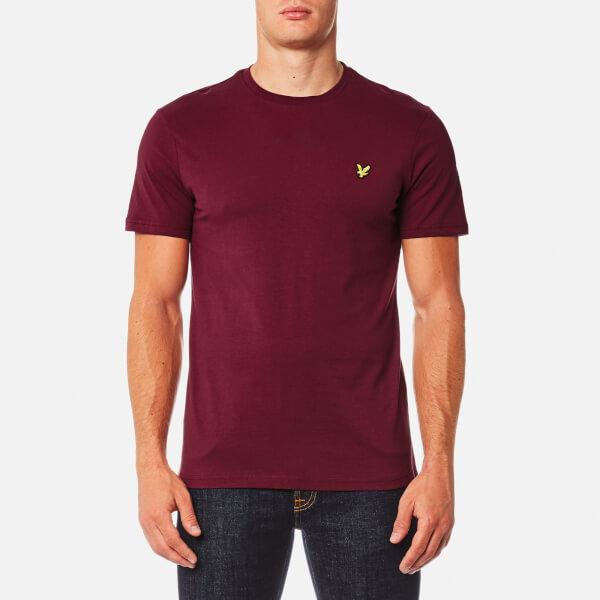 Lyle & Scott Men's T-Shirt - Claret Jug