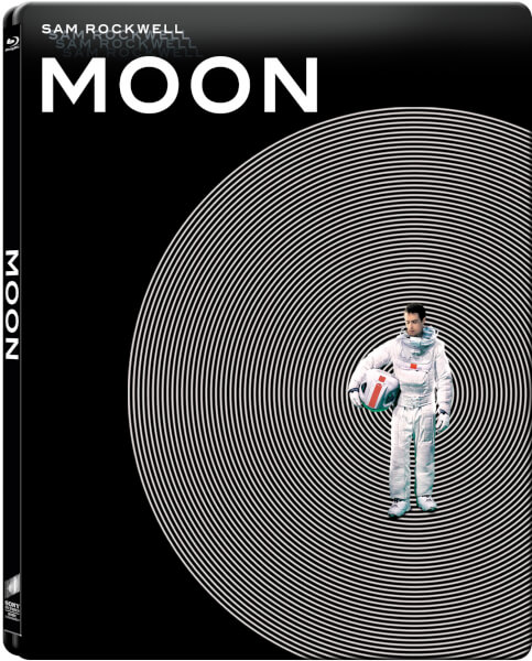 Moon - Zavvi Exclusive Limited Edition Steelbook (Includes DVD Version) (Limited to 1000 Copies)