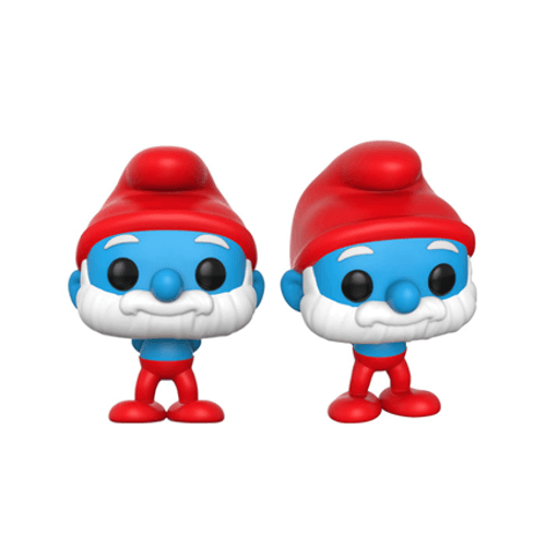 The Smurfs Papa Smurf Pop! Vinyl Figure