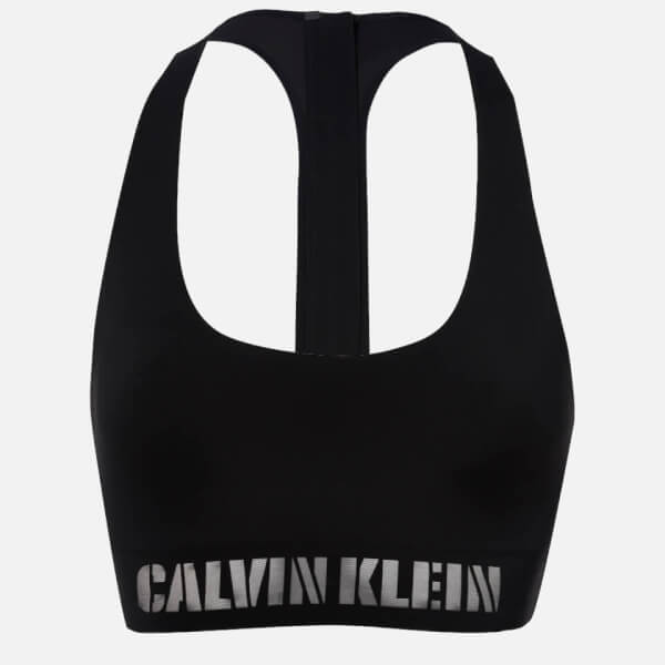 Calvin Klein Women's Unlined Bralette - Black