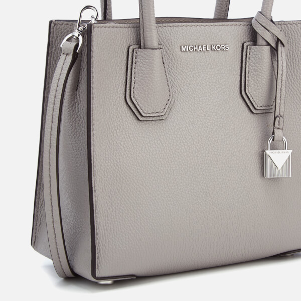 b3e42b027dfb MICHAEL MICHAEL KORS Women's Mercer Medium Tote Bag - Pearl Grey: Image 4