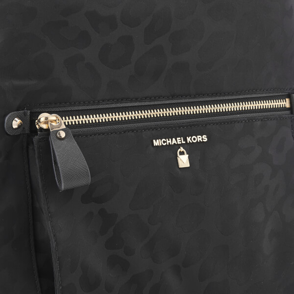 be86dd5756c MICHAEL MICHAEL KORS Women s Kelsey Large Backpack - Black Womens ...