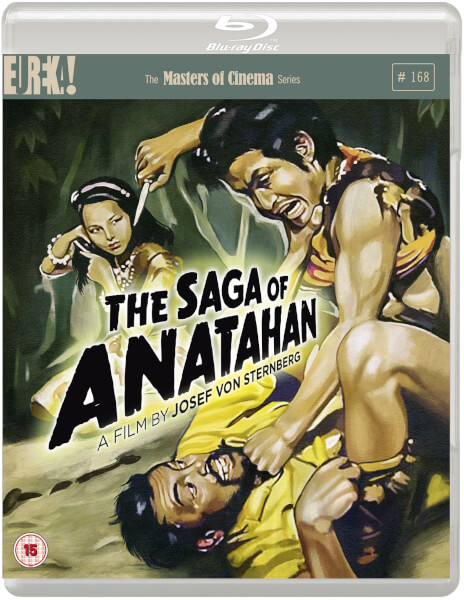 The Saga Of Anatahan (Masters Of Cinema) (Dual Format)