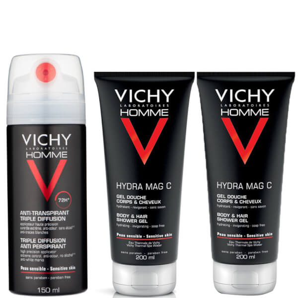 Vichy Homme Men's Bundle