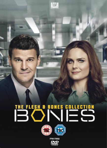 Bones - Season 1-12 (The Flesh and Bones Collection)