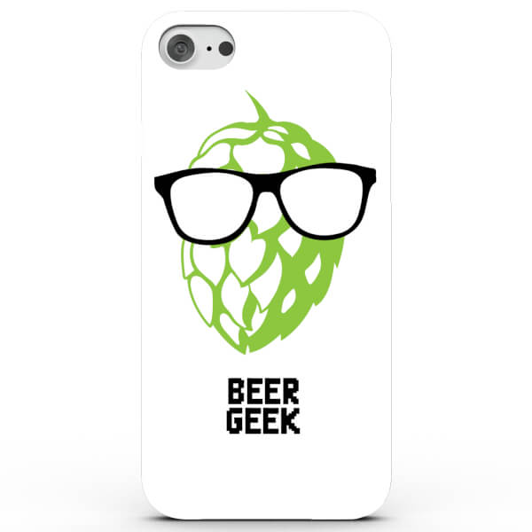 Coque iPhone & Android Beer Geek - 4 Couleurs