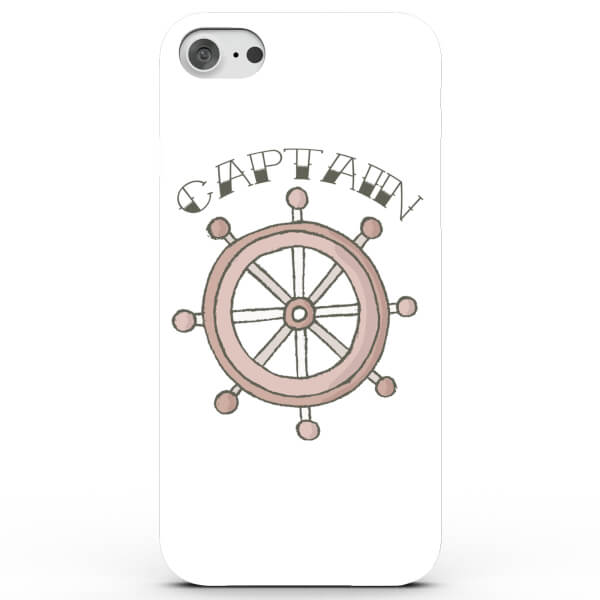 Captain Phone Case for iPhone & Android - 2 Colours