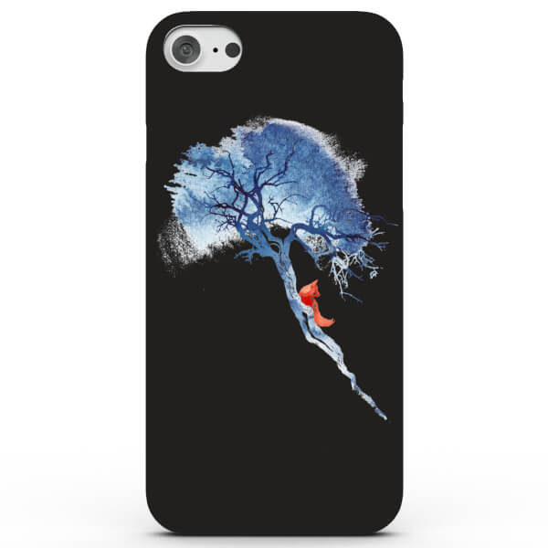 Fox in a Tree Phone Case for iPhone & Android - 4 Colours