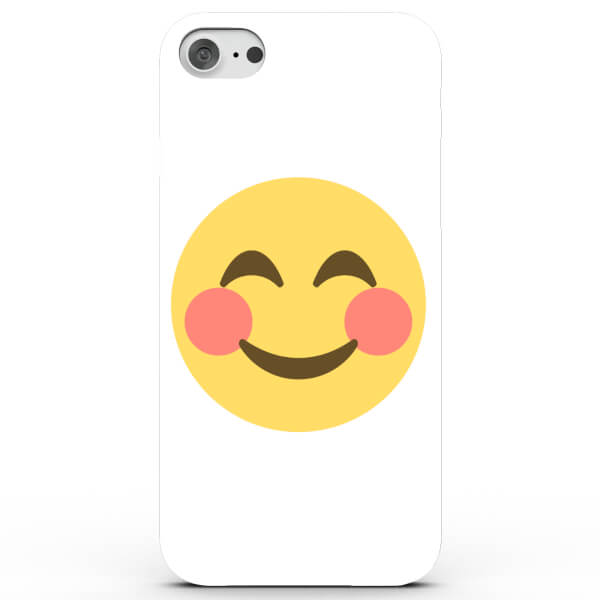 Emoji Blush Phone Case for iPhone & Android - 4 Colours