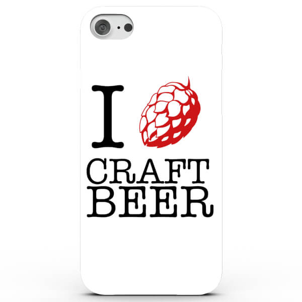 Coque iPhone & Android I Hop Craft Beer - 4 Couleurs