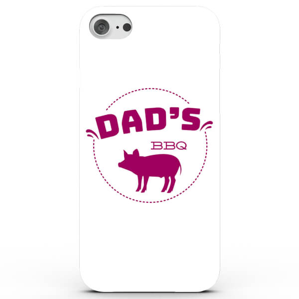 Coque iPhone & Android Dad's BBQ - 4 Couleurs