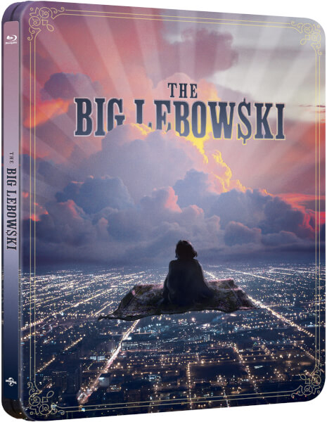The Big Lebowski - Zavvi Exclusive Limited Edition Steelbook