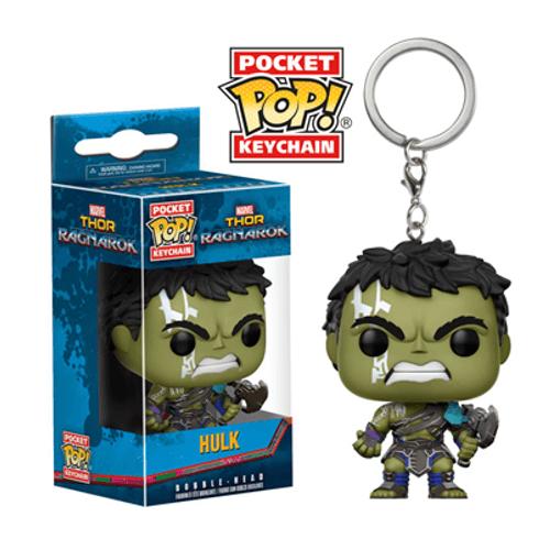 Thor Ragnarok Hulk Pop! Key Chain