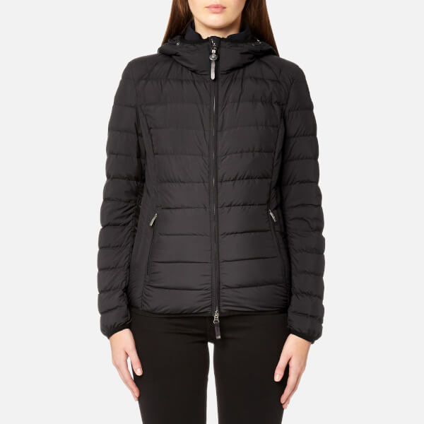 Parajumpers Women's Juliet Super Lightweight Coat - Black: Image 1