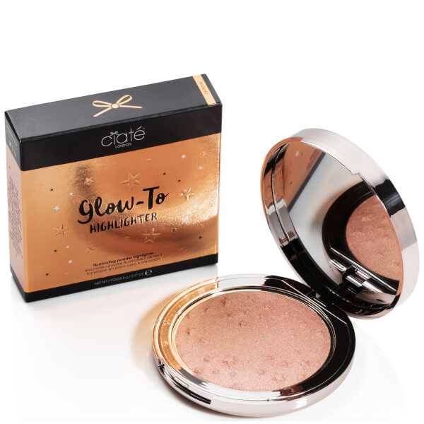 Ciate Makeup: Ciaté London Glow-To Highlighter - Celestial