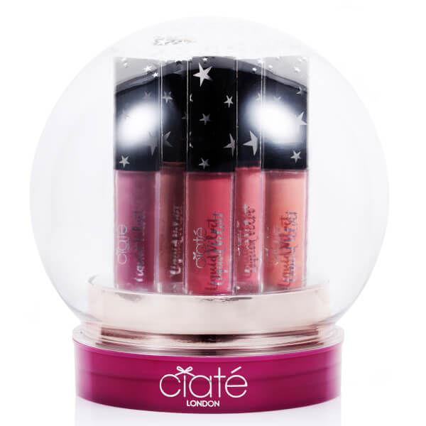 Ciaté London Liquid Velvet Snow Globe