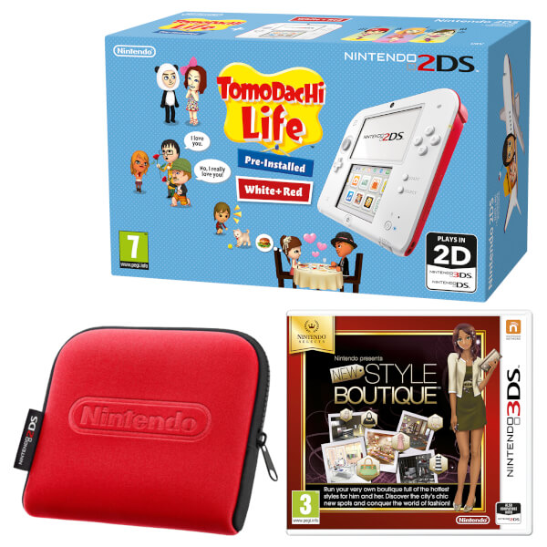Nintendo 2DS Life Style Pack
