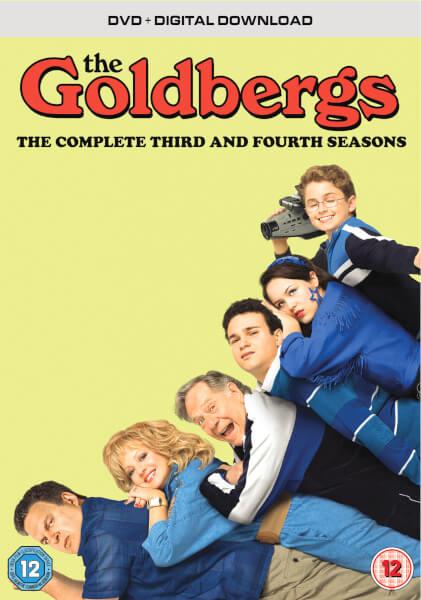The Goldbergs - Season 3-4