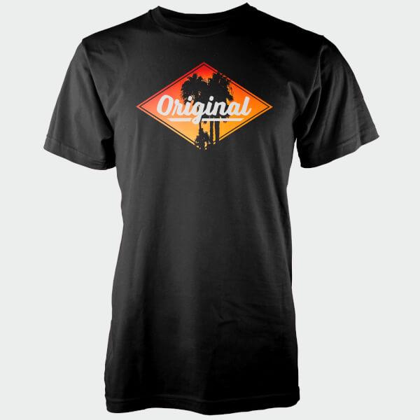 T-Shirt Homme Original Summer - Noir - L - Noir