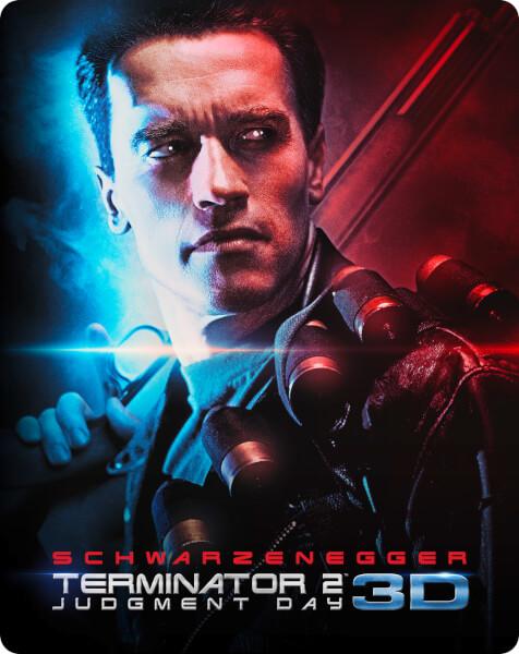Terminator 2 3d Includes 2d Version Zavvi Exclusive