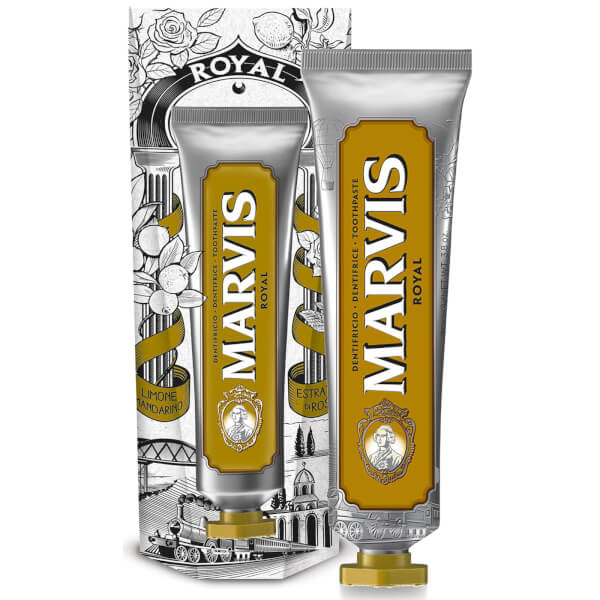 Marvis Royal Wonders of the World Toothpaste 75ml