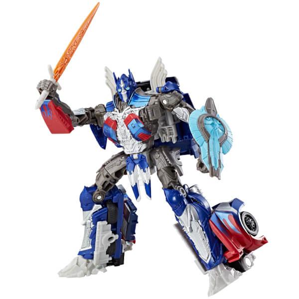 Hasbro Transformers: The Last Knight Premier Edition Action Figure - Optimus Prime