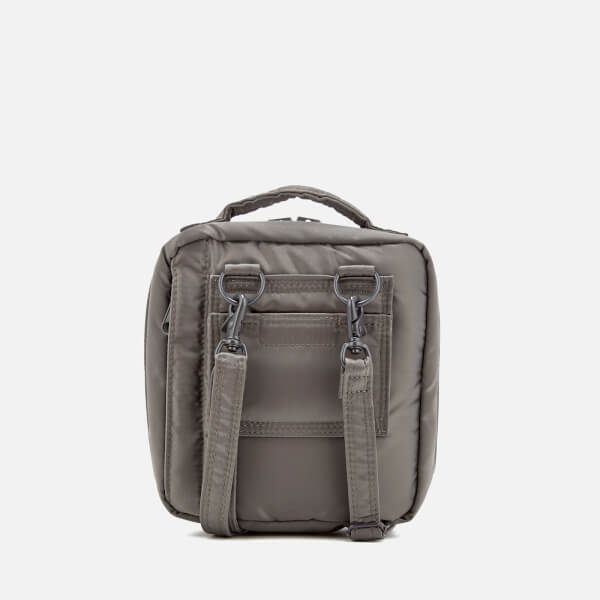 a02a8f8880e Porter-Yoshida   Co. Men s Tanker Shoulder Bag - Grey - Free UK ...