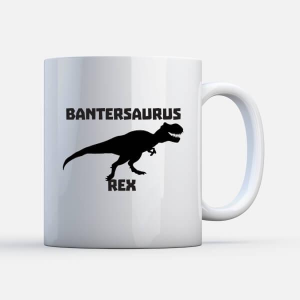 Tasse Bantersaurus Rex