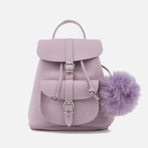 Grafea Women's Natalie Small Backpack - Lilac