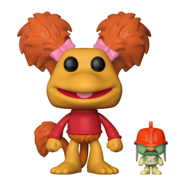 Fraggle Rock Red Pop! Vinyl Figure with Doozer