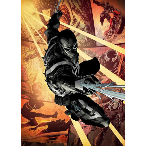 Marvel Comics Metal Poster - All New All Different Venom (68 x 48cm)