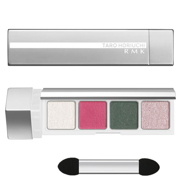 RMK FFFuture Eyeshadow Palette - Ar Leather White 2.8g