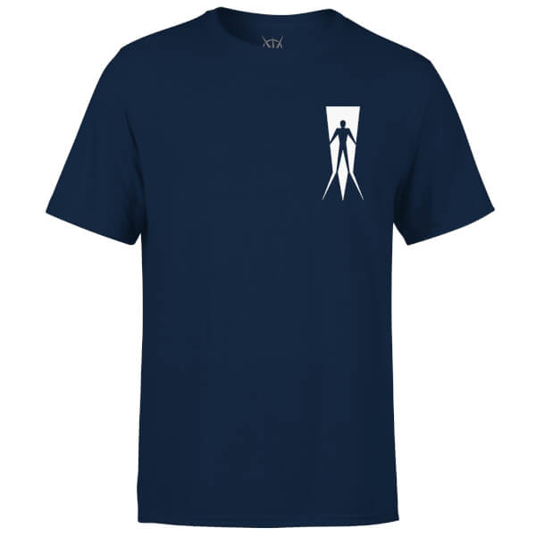 Valiant Comics Shadowman Logo T-Shirt - Navy
