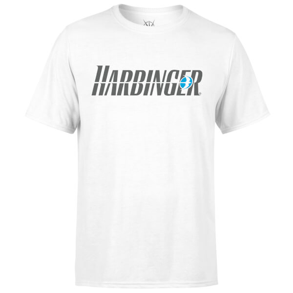 Valiant Comics Harbinger Logo T-Shirt - White