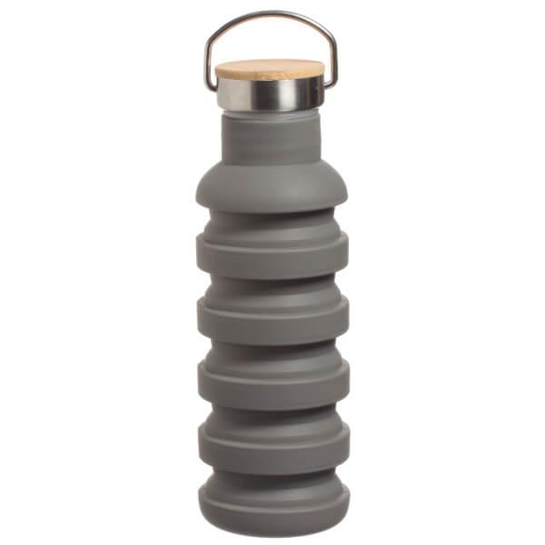Hydrology Spring Water Bottle - Grey
