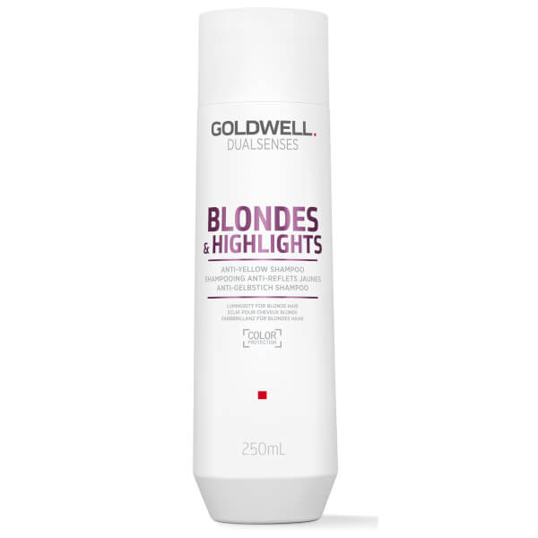 Goldwell Dualsenses Blonde and Highlights Anti-Yellow Shampoo 250ml