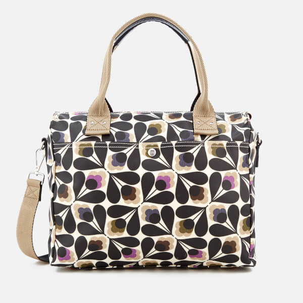 4437cb5125 Orla Kiely Women s Zip Messenger Bag - Multi Womens Accessories ...