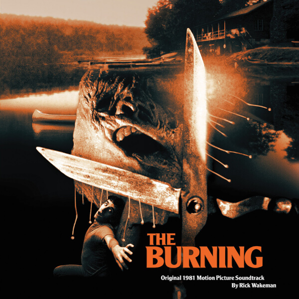 The Burning OST Vinyl LP - Zavvi Exclusive (Limited To 100 Units)