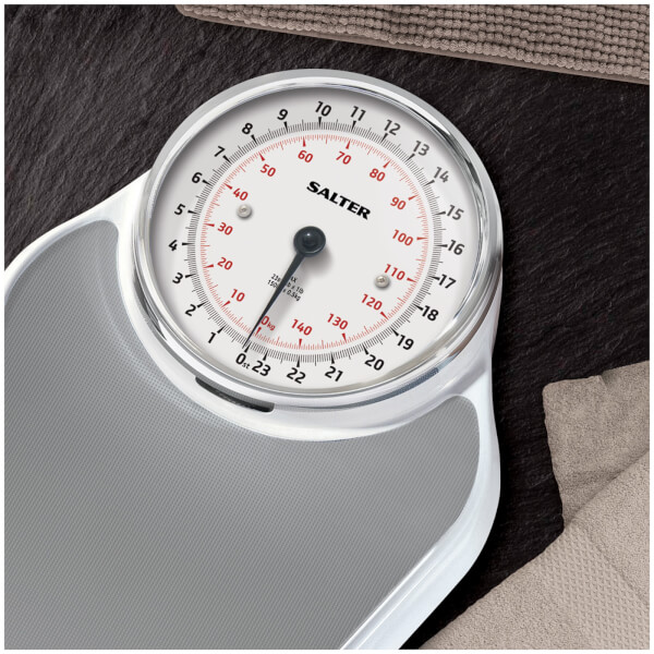 Cheap Bathroom Scales Free Delivery: Salter Academy Mechanical Bathroom Scale